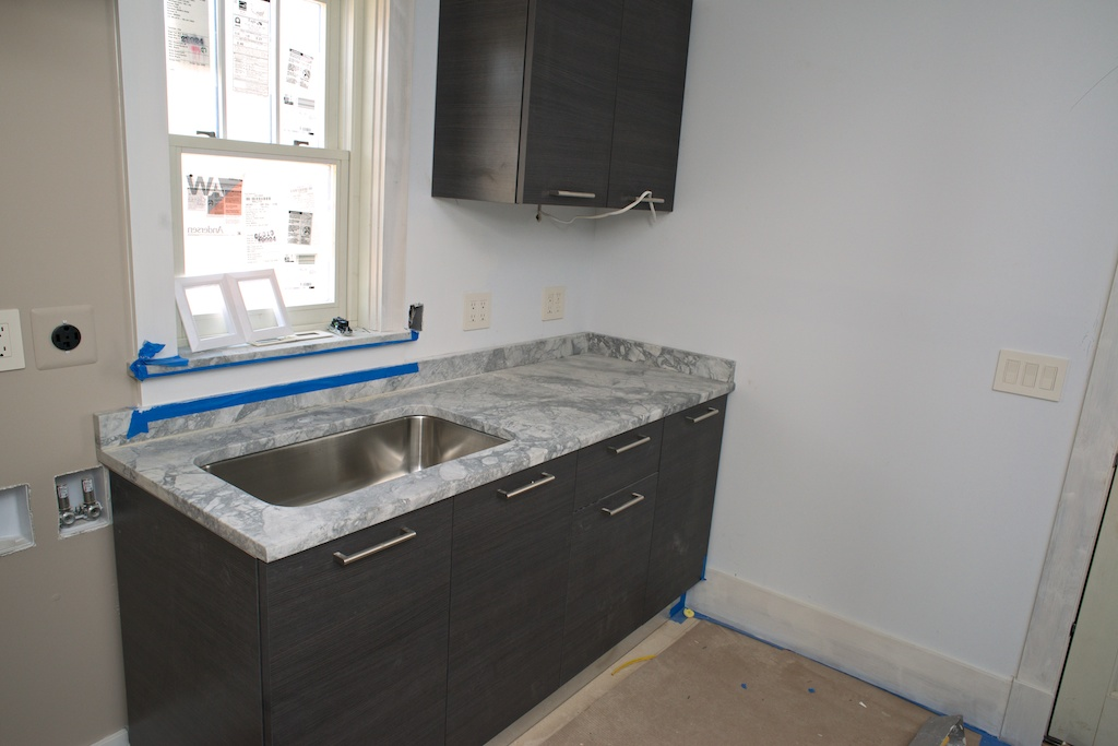 Large Laundry Sink : Arlo?s sink in the mudroom